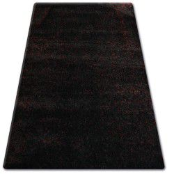 Carpet SHAGGY NARIN P901 black and red