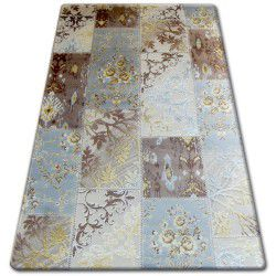 Carpet ACRYLIC CARMINA 0074 Cream/ D.Grey
