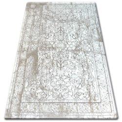 Carpet ACRYLIC TALAS W0027 White/Brown
