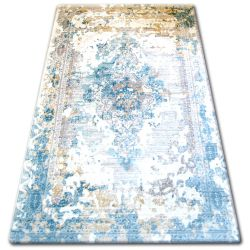 Carpet ACRYLIC TALAS 0300 Sand Beige/Glass Blue