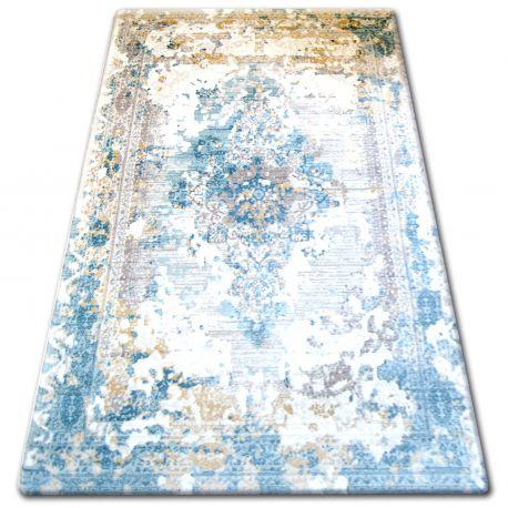 Carpet ACRYLIC TALAS 0300 Sand Beige/Glass Blue
