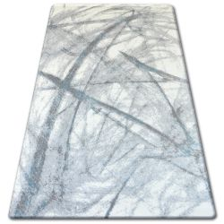 Carpet ACRYLIC PATARA 0266 Cream/Turquise