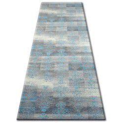 Carpet ACRYLIC PATARA 0146 Grey/Turquise