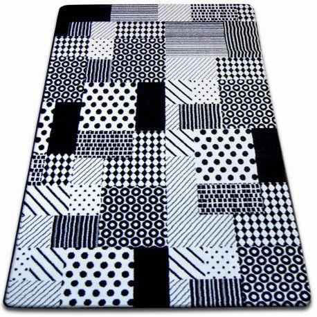 Carpet SKETCH - F760 white/black