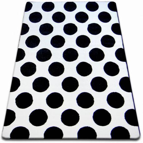 Carpet SKETCH - F761 white/black