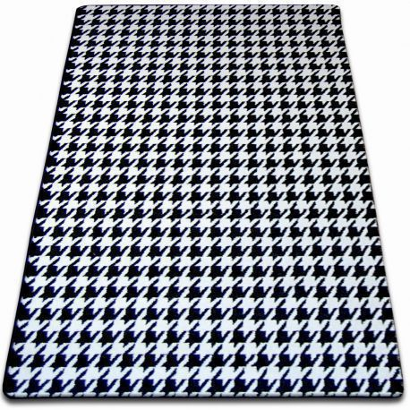 Carpet SKETCH - F763 white/black