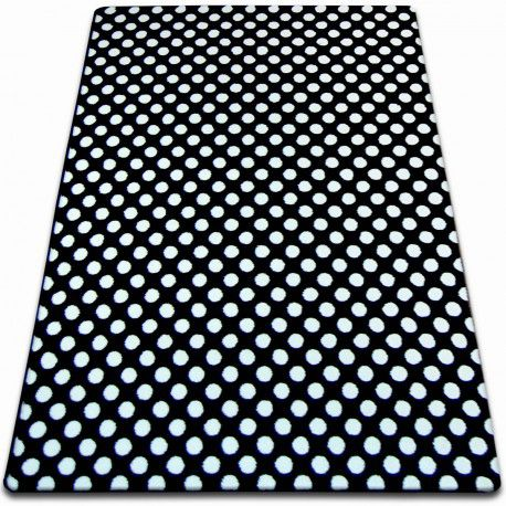 Carpet SKETCH - F764 white/black
