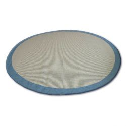 CARPET SIZAL CIRCLE FLOORLUX 240 cm