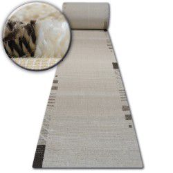Runner SHADOW 8597 cream / light beige