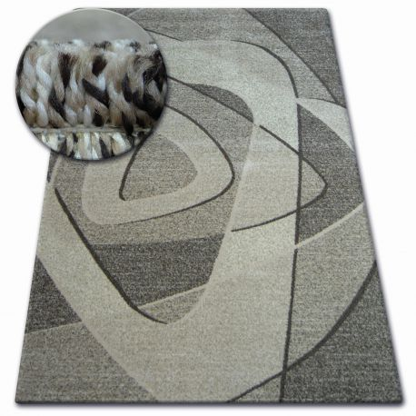 Carpet SHADOW 8594 brown / light beige