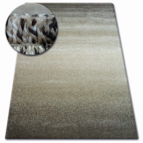 Carpet SHADOW 8621 light beige / brown