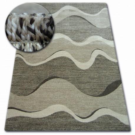 Carpet SHADOW 8649 brown / light beige