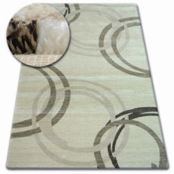 Carpet SHADOW 8645 cream / light beige