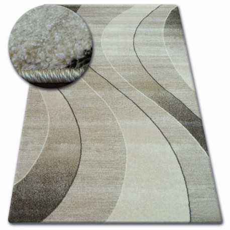 Carpet SHADOW 8595 brown / cream