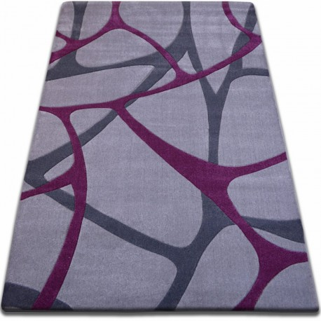 Carpet FOCUS -  F241 gray purple