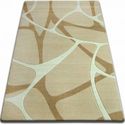 Carpet FOCUS - F241 garlic WEB beige gold
