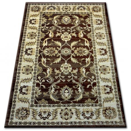 Carpet ZIEGLER 030 brown/cream