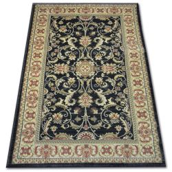 Carpet ZIEGLER 034 black/cream