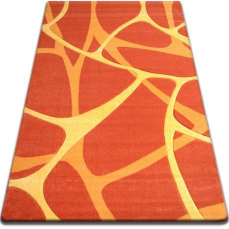 Carpet FOCUS -  F241 orange