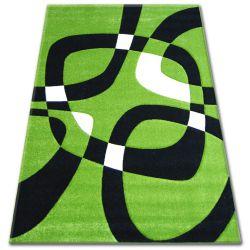 Carpet PILLY H203-8405 - grass/black