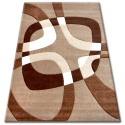 Carpet PILLY H203-8405 - gold/brown