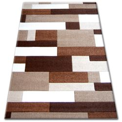 Carpet PILLY H201-8403 -  gold/cacao