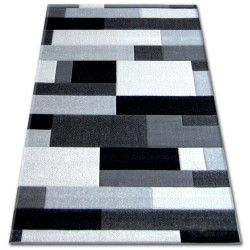 Carpet PILLY H201-8403 -  black/silver