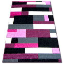 Carpet PILLY H201-8403 -  black/purple