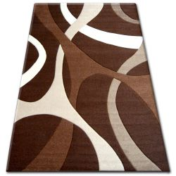 Carpet PILLY 7848 - cacao/beige