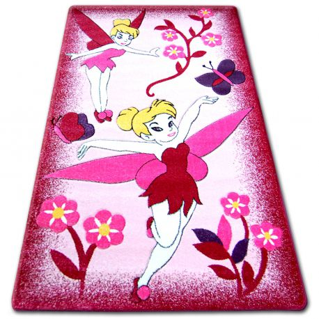 Carpet children HAPPY C224 pink