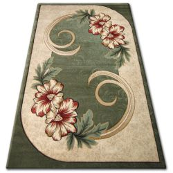Carpet heat-set KIWI 5087 green