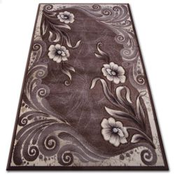 Carpet heat-set KIWI 7908 brown