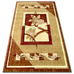 Carpet heat-set KIWI 4703 red