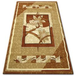 Carpet heat-set KIWI 4703 brown