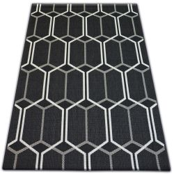 Carpet FLAT 48609/090 - honeycomb