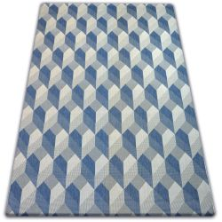 Carpet FLAT 48624/951 SISAL - 3d cube