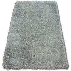 Carpet LOVE SHAGGY design 93600 silver