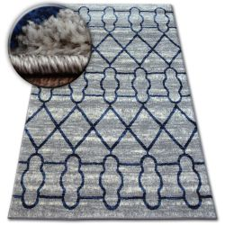 Carpet SHADOW 9496 l.grey / white