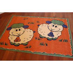 Carpet WELIRO BARANKI green