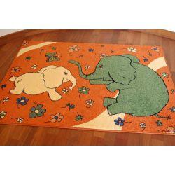 Carpet WELIRO BEREK terracotta