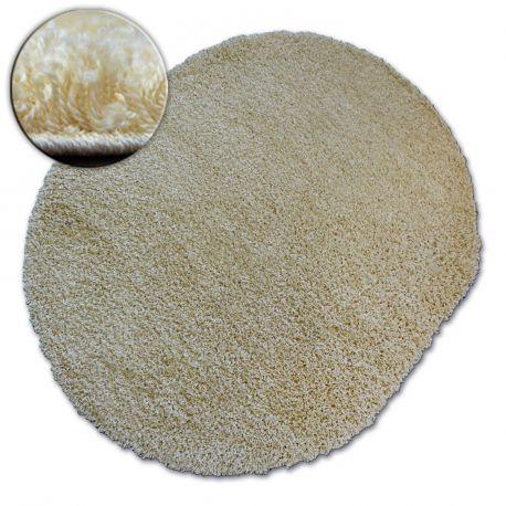 Carpet oval SHAGGY GALAXY 9000 garlic