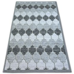 Carpet ACRYLIC YAZZ 3766 Grey Trellis