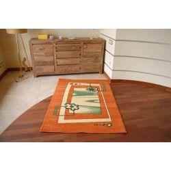 Carpet WELIRO GARCYNIA terracotta