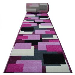 Runner HEAT-SET FRYZ PILLY - 8404 purple black