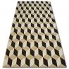 Carpet CARAMEL KUBIK brown