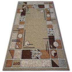 Carpet BCF BASE 3619 FRAME beige