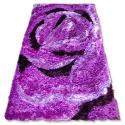 Carpet SHAGGY MACHO H27 purple