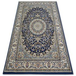 Carpet PRESTIGE TODA 82631 navy blue
