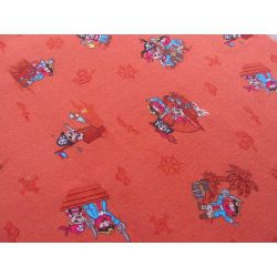 Carpet wall-to-wall LITTLE PIRATES