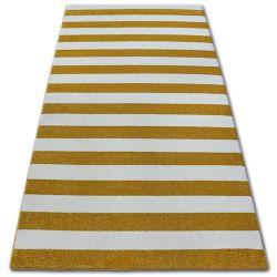 Carpet SKETCH - F758 gold/cream - Strips